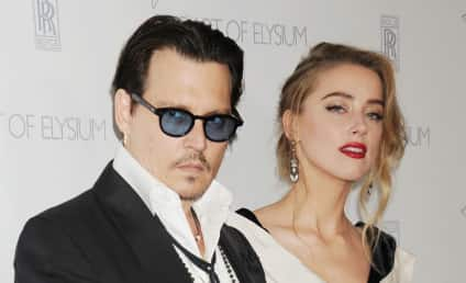 Amber Heard: Stiffing Charities Out of Johnny Depp Divorce Settlement Cash?!