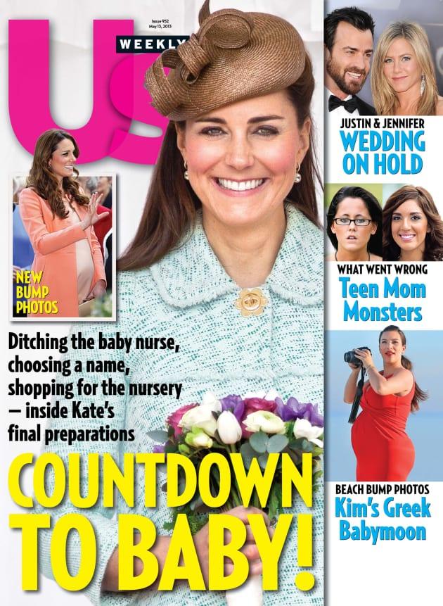 Kate Middleton Baby Countdown!