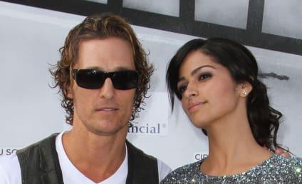 Matthew McConaughey and Camila Alves: The Secret Marriage?