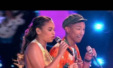 Koryn Hawthorne and Pharrell - We Can Work It Out (The Voice Finale)