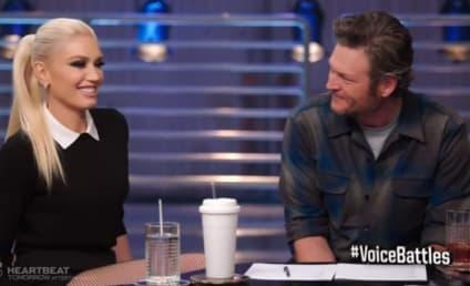 Blake Shelton Calls Gwen Stefani Hot on National TV