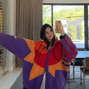 Kendall Jenner Loves the Suns