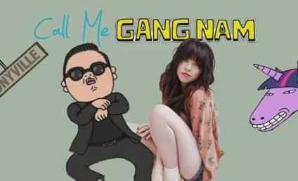 Gangnam Style-Call Me Maybe Mashup: Created!