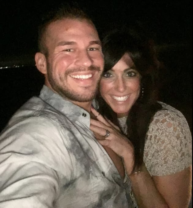 Jenelle Evans fiance Nathan Griffith arrested for domestic violence