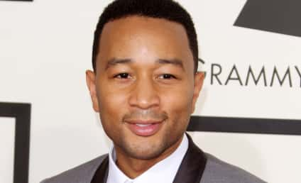 John Legend Defends Kanye West: He's Funny, Harmless!