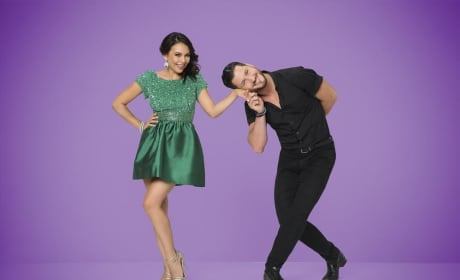 Janel Parrish on Dancing With the Stars