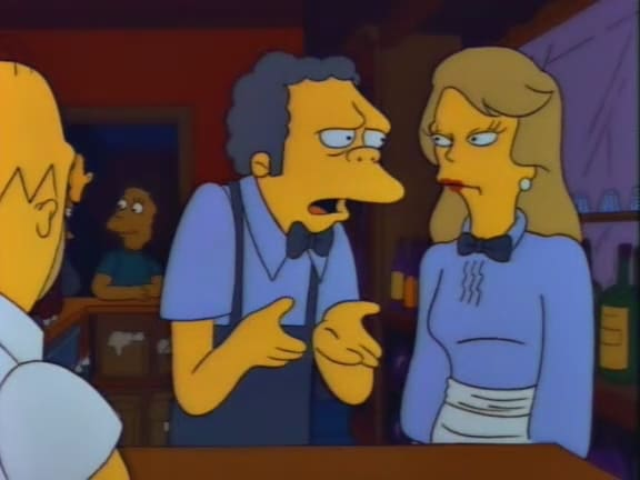 Flaming Moe's (Season 3)