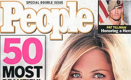 Jennifer Aniston People Cover