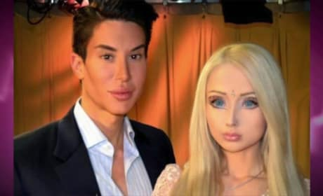 Human Ken Doll, Human Barbie