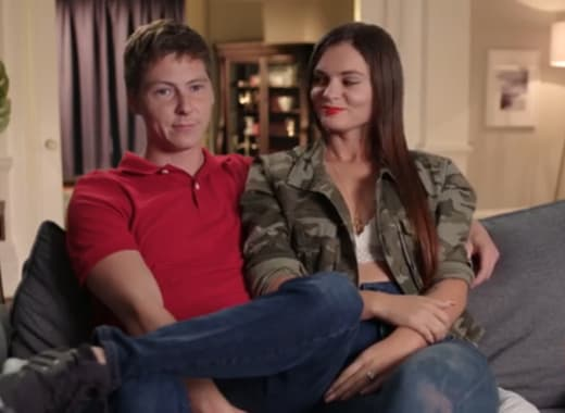HEA Season 6 tease - Julia Trubkina and Brandon Gibbs