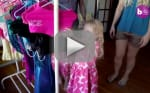Parents Teach Kids to Pole Dance
