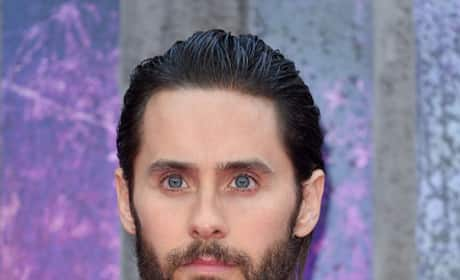 Jared Leto Attends 'Suicide Squad' - European Premiere - Red Carpet Arrivals