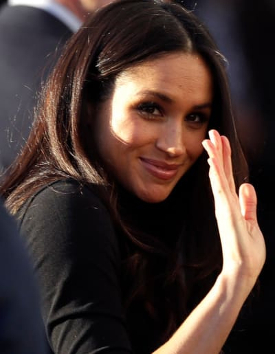 Hey, Meghan Markle!