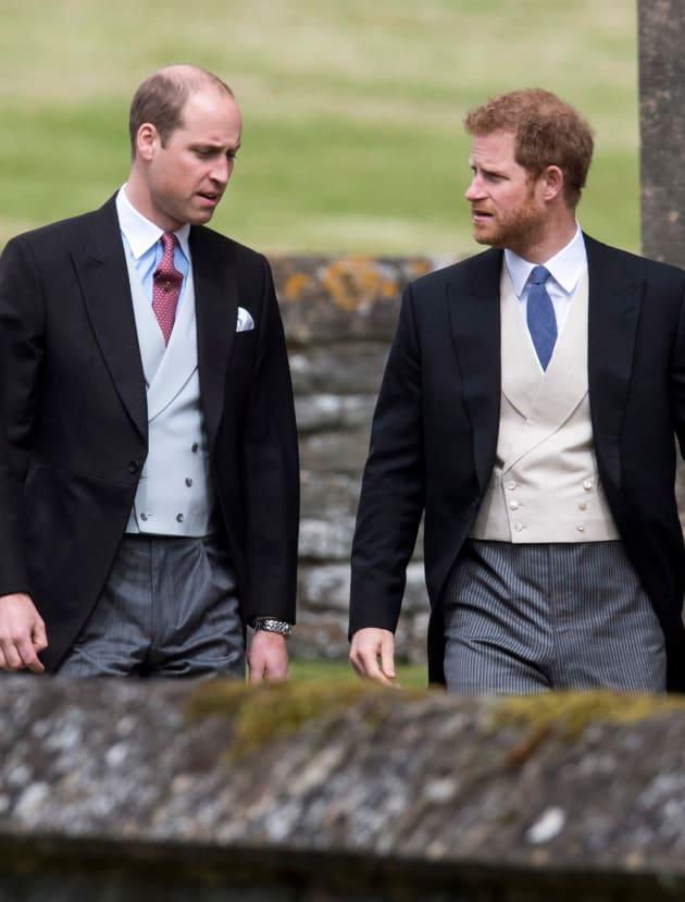Princess Diana: William and Harry Reveal Their Tragic ...