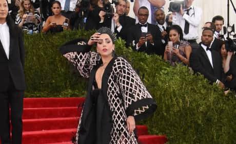 Lady Gaga Fashion Still