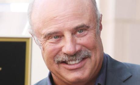 Dr. Phil Tweet: Did he cross the line?