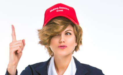 Sexy Donald Trump Costume: Tragically for Sale!