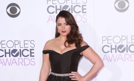 Kether Donohue: 2016 People's Choice Awards