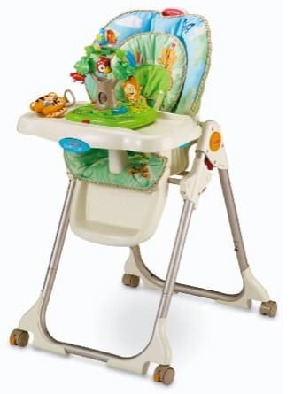 Fisher-Prince High Chair