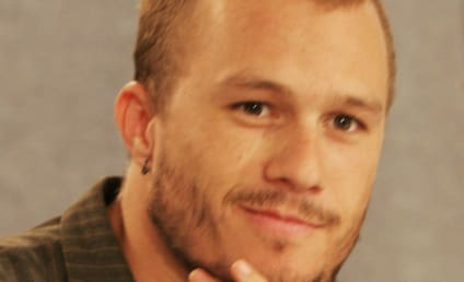 Heath Ledger Will Play Batman's Nemesis, The Joker