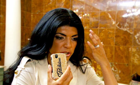 Teresa Giudice on The Real Housewives of NJ