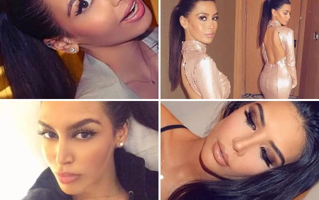 Sonia fyza the lost kardashian