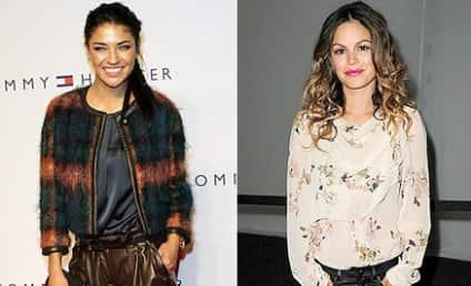 Fashion Face-Off: Jessica Szohr vs. Rachel Bilson