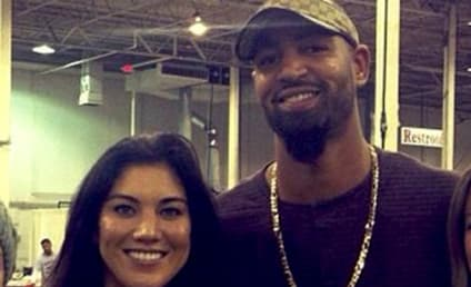 Hope Solo: Suspended By U.S. Soccer Team For Getting Belligerent With Cops During Jerramy Stevens' DUI!