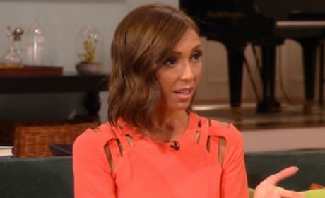 Giuliana Rancic on Access Hollywood