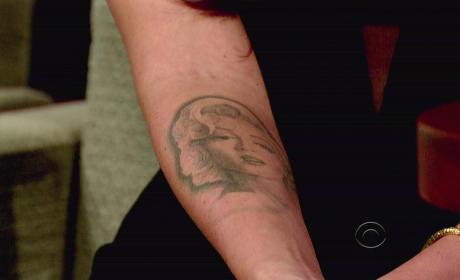 Megan Fox Marilyn Monroe Tattoo