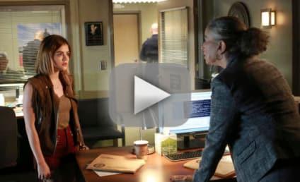 Pretty Little Liars Season 6 Episode 18 Recap: Up in Smoke