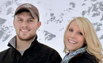 Track Palin and Britta Hanson: Married!