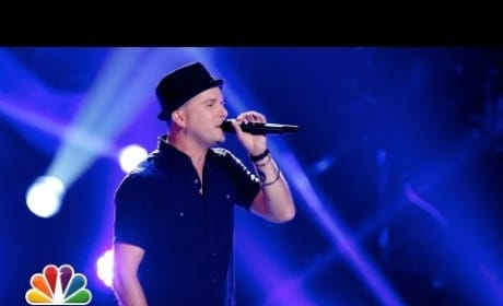 Josh Logan - Too Close (The Voice Blind Audition)