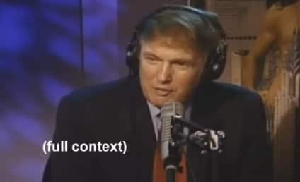 Donald Trump Boasts of Avoiding STDs: Vaginas Are Like Landmines!