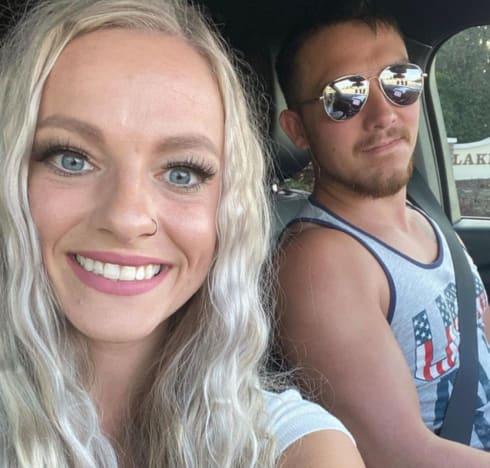Mackenzie McKee: With Josh again!
