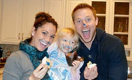 Melissa Rycroft and Family