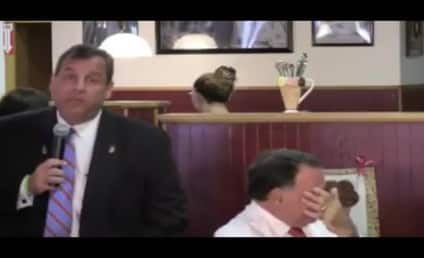 Chris Christie Talks Boning, Pulling Out at Breakfast Fundraiser: WATCH!