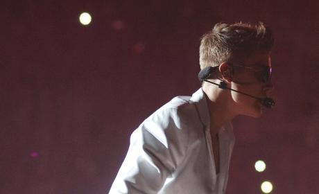Justin Bieber in Bologna