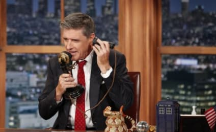 Craig Ferguson Announces Departure from The Late Late Show