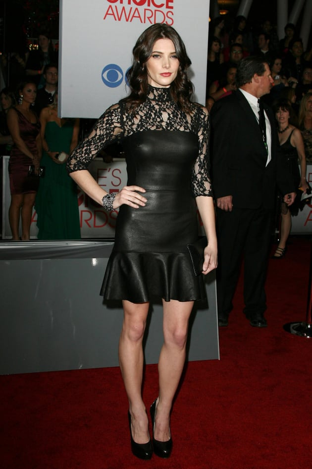 Ashley Greene at People's Choice Awards