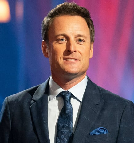 Chris Harrison as the Host