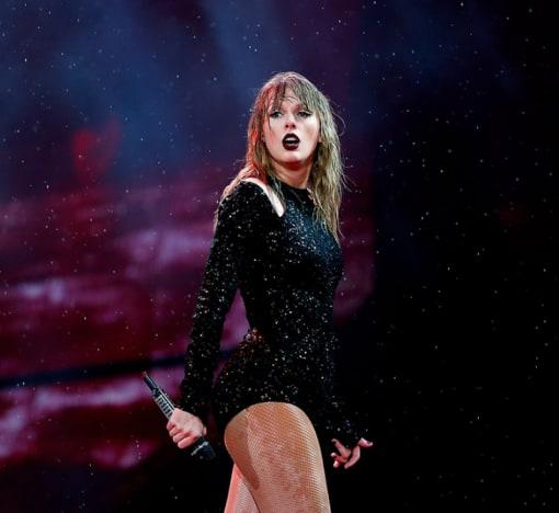 Taylor Swift in Sydney