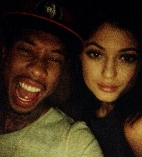 kendall jenner and tyga dating