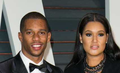 Victor Cruz: NFL Star's Fiancee Sends Group Text to His Side-Pieces!