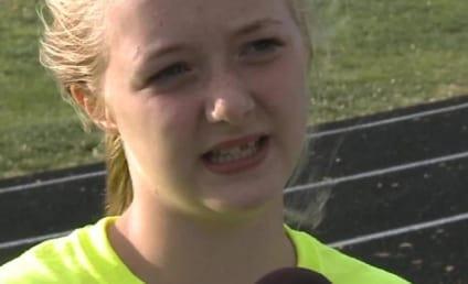 High School Runner Carries Injured Twin Across Track Meet Finish Line