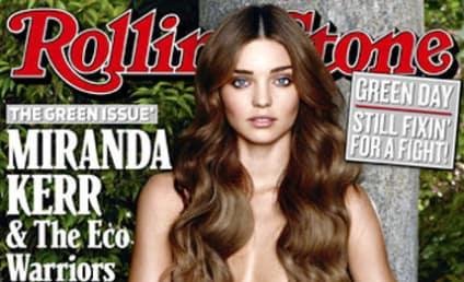Miranda Kerr: Nude in Rolling Stone Australia