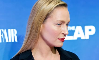 "Uma Thurman: Makeup Artist ""Explains"" Star's Shocking New Look"