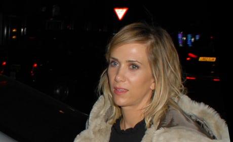 Kristen Wiig Joins' Zoolander No. 2' Co-Stars for Dinner