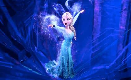 Princess Elsa: THG Celebrity of the Year #6!