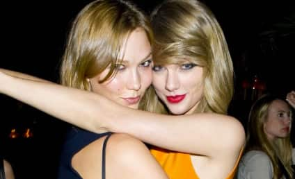 Taylor Swift: I'm Not Dating Karlie Kloss, So Shut Up About It!